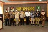 Kunker ke KPU Bengkalis, ini permintaan Kapolda Riau