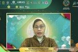 Sri Mulyani: Pesantren berperan penting, strategis, dan unik