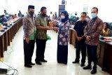 DPRD Barito Utara terima kunjungan kerja DPRD HSU
