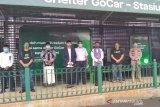 Selter ojol di Stasiun Bogor diresmikan