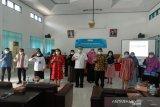 BNN Sulawesi Tenggara tes urine dan sosialisasi P4GN pada ASN BPOM Kendari