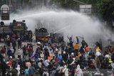 Aksi Tolak UU Cipta Kerja Di Jakarta