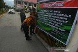 Pengadilan Negeri Palu tutup pelayanan akibat  COVID-19