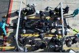 Hamilton dan Mercedes berpeluang pecahkan rekor Formula 1 di Portugal