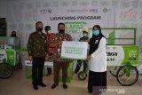 IZI Riau dan Yayasan Hasanah Titik BNI Syariah,  kolaborasi melalui Program Lapak Berkah