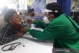 RSU Syubbanul Wathon Magelang gelar pengobatan gratis untuk para santri