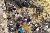 Nahas! 11 pekerja tambang tewas tertimbun longsor