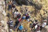 11 Pekerja Tertimbun Longsor  Tambang Batu Bara