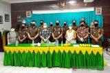 Jaksa di Barito Timur bebas narkotika