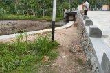 Pemkab Padang Pariaman selesaikan Oprit Jembatan Lubuak Landua