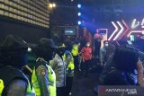 Polresta Padang berikan imbauan protokol kesehatan di tempat hiburan