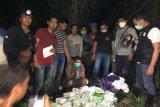 Polres Inhil amankan 50 kg sabu di perkebunan PT ASI