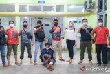Polres Bangka Tengah ungkap sindikat pencurian sepeda motor