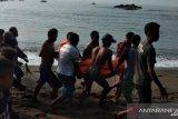 Penyelam tewas tenggelam di Pantai Minajaya, Sukabumi