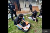 Polisi gagalkan peredaran satu koper isi narkoba
