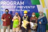 BPJAMSOSTEK Cilacap berikan bantuan APD ke peserta