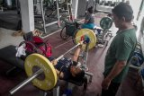 Pelatnas angkat berat Paralimpiade Tokyo 2021