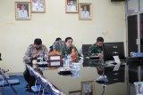 Pj Bupati Pesisir Barat vicon kesiapsiagaan potensi cuaca ekstrem dengan BNPB dan Mendagri