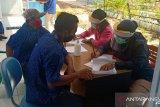 22 kru Sanus 83 yang positif COVID-19 dievakuasi ke Gedung LPMP Bintan