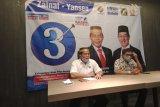 Presiden Jokowi sudah menandatangani surat pengunduran diri Zainal Arifin