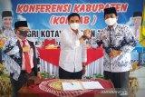 Suparmadi kembali dipercaya pimpin PGRI Kotim