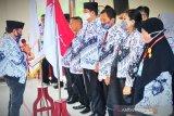 PGRI Kalteng serukan guru tingkatkan sosialisasi protokol kesehatan