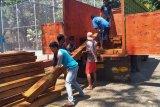 Gakkum KLHK  Wilayah Sulawesi limpahkan berkas perkara pembalakan liar