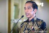 Presiden Jokowi meyakini perekonomian Indonesia akan pulih