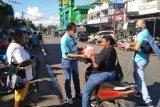 Satgas BUMN Papua Bagikan 5.000 masker gratis