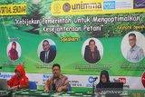 Rektor Unimma:  Sektor pertanian kurang menarik bagi generasi muda