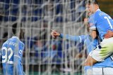 Lazio menang 2-1  Liga Italia setelah atasi Bologna