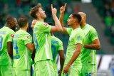 Wolfsburg catat kemenangan perdananya musim ini