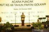 Golkar menyatakan kesetiaannya dukung pemerintahan Jokowi-Ma'ruf Amin