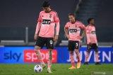 Juventus kembali gagal petik tiga poin saat ditahan Verona