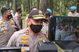 Kapolda Sumsel: Kapolres di kabupaten pilkada 2020 tingkatkan kamtibmas