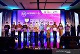 OJK Sulampua beri penghargaan TPKAD kepada tujuh daerah di Sulsel