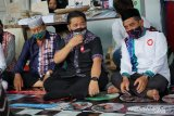 Serap aspirasi warga, Cawali H Ibnu Sina jawab di Baiman 2