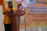 Kader Golkar diminta kerja keras kawal pemerintahan Jokowi