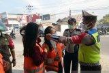 Satgas COVID-19 sanksi 524 orang di Palu karena langgar protokol kesehatan