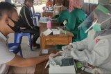 Satgas COVID-19 Bandarlampung pulangkan satu keluarga karena reaktif