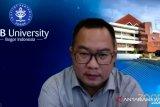 Rektor IPB: Jadikan krisis momentum melahirkan inovasi