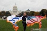 AS akan danai proyek riset ilmiah Israel di Tepi Barat dan Golan