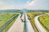 HK ruas Bakter catat 59.130 kendaraan masuk tol melalui GT Bakauheni Selatan