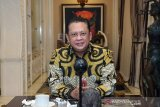 Ketua MPR Bamsoet dukung TNI-Polri terlibat aktif vaksinasi COVID-19