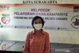 Pilkada Surakarta, debat paslon  ambil tema penanganan COVID-19