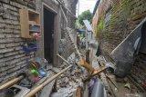 65 rumah warga di Ciamis, Jawa Barat rusak akibat gempa Pangandaran