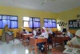 SMP di Temanggung simulasi pembelajaran tatap muka di sekolah