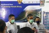 Tarif tol Manado-Bitung  Rp1.111 per kilometer