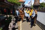 Dirjen Yankomas Ditjen HAM kunjungi Posyankumhamdes di Gianyar