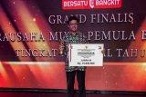 Smart Batik antarwirausaha muda Yogyakarta raih penghargaan Kemenpora